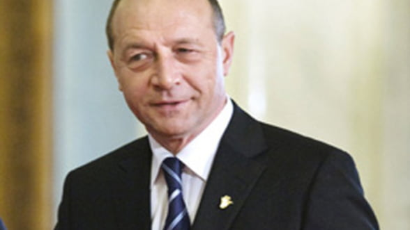Traian Basescu: Criza nu s-a terminat, doar s-a depasit un moment critic
