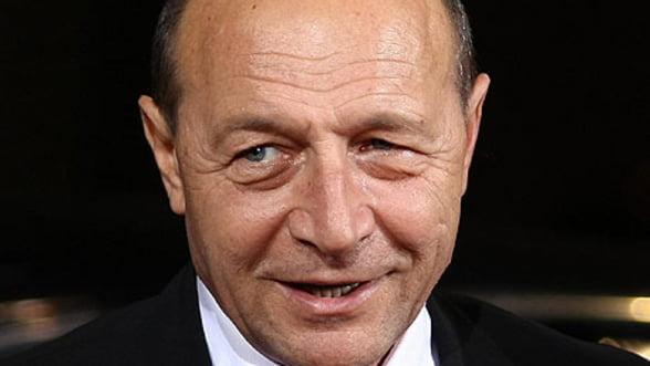 Traian Basescu: Trebuie sa fim parte a supravegherii bancare in zona Euro
