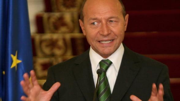 Traian Basescu, despre potentialul economic al Romaniei - LIVE