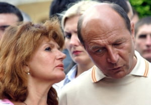 Traian Basescu isi petrece vacanta de 1 mai pe Litoral