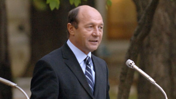 Traian Basescu participa la summitul privind Securitatea Nucleara