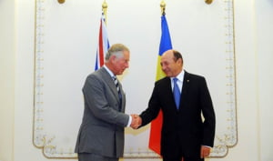 Traian Basescu se intalneste sambata la Cotroceni cu Printul Charles