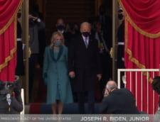 Transferul codurilor nucleare catre Joe Biden s-a facut, in premiera, in doua etape