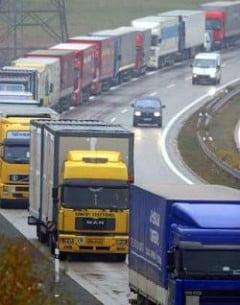 Transportatorii vor s? fie scuti?i de la plata rovinietei