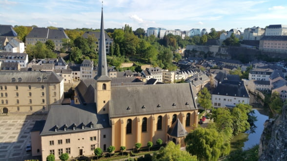 Transportul public va fi gratuit in Luxemburg, incepand de duminica
