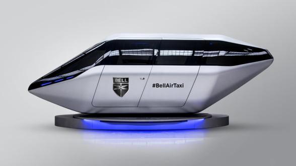 Transportul viitorului: Taxiul zburator intra in linia de productie