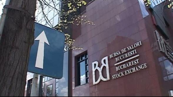 Tranzactiile slabe au taiat la jumatate profitul Bursei