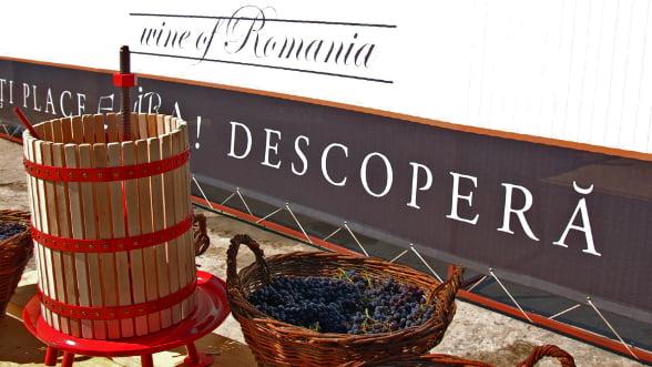 Trei straini vor sa cucereasca lumea cu un vin romanesc