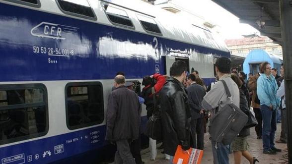 Trenurile Soarelui: Tarife incepand cu 19,9 lei de la Bucuresti spre litoral