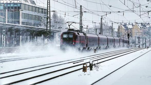 Trenurile intarzie zeci de minute la sosirea si plecarea din Gara de Nord