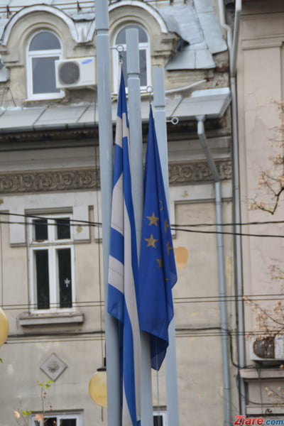 Fost sef al BCE: Daca Grecia iese din zona euro, creditorii sa-si ia gandul de la bani