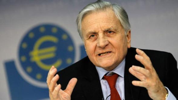 Trichet cere schimbari esentiale in zona euro