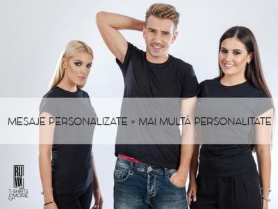 Tricoul personalizat, un articol vestimentar care poate da personalitate tinutelor tale