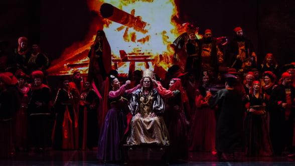 Trubadurul lui Verdi, cu titlu de premiera, pe scena Operei Nationale Bucuresti