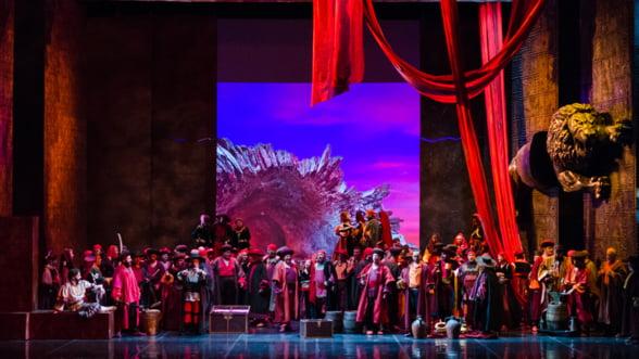 Trubadurul lui Verdi, la inceput de an pe scena Operei Nationale Bucuresti