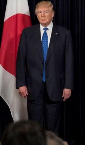 """Trump, despre Kim Jong Un: """"Un om foarte talentat"""" care """"isi iubeste tara foarte mult"""""""
