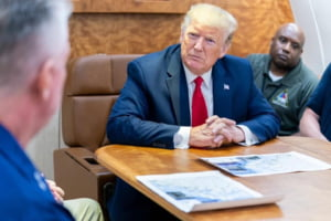 Trump acuza media ca stimuleaza intentionat o frenezie in legatura cu inmultirea cazurilor de coronavirus