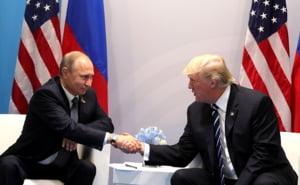 Trump amana impunerea de noi sanctiuni impotriva Rusiei, ca sa nu-l enerveze si mai rau pe Putin