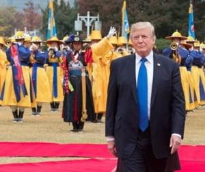 Trump cere in Vietnam presiune pe Coreea de Nord: Viitorul nu poate fi luat ostatic de fantasmele unui dictator