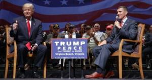 Trump i-a cerut demisia consilierului de securitate, dupa ce acesta l-a mintit pe vicepresedintele Pence