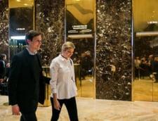 Trump si-a pus ginerele intr-un post cheie de la Casa Alba