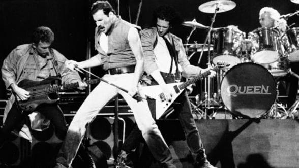Trupa Queen lanseaza un brand de votca in onoarea lui Freddie Mercury