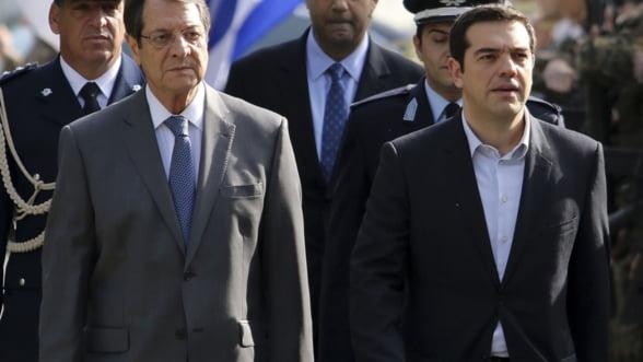 Tsipras se face frate cu Putin si punte cu Ciprul pentru Bruxelles
