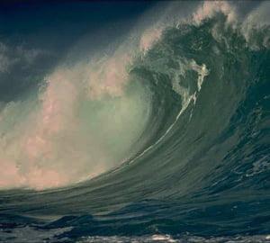 Tsunamiul va lovi Romania in aprilie