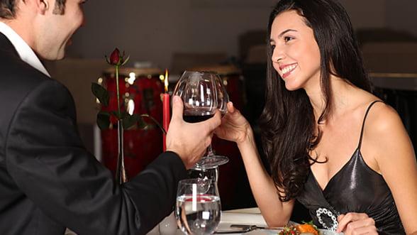 Tu unde petreci Valentine's Day? Restaurante romantice pentru Ziua Indragostitilor