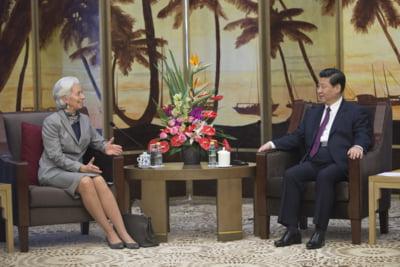 FMI s-ar putea muta in curand in China, la cum merg lucrurile