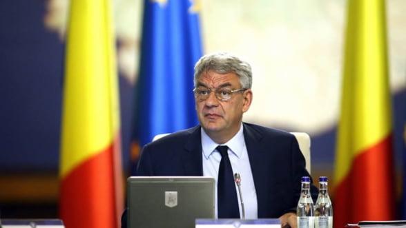 Tudose, despre situatia economica din Romania: Eu vad ca stam foarte bine