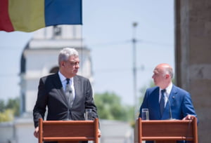 Tudose spune ca UE a inteles gresit schimbarea sistemului electoral din Moldova: Si Romania a trecut prin asa ceva, distorsionarea realitatii de cei neprieteni