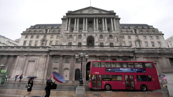 Tur virtual in Banca Angliei. Cum arata 400.000 de lingouri de aur - VIDEO