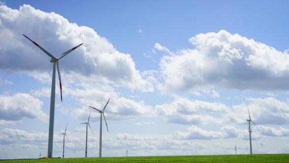 Turbinele eoliene reprezentau principala sursa de energie a tarii, vineri dimineata