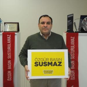 """Turcia """"libera"""": Redactor-sef condamnat pentru un mesaj pe Twitter"""