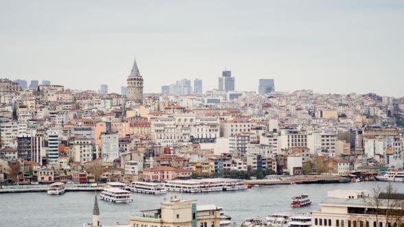 Turcia mizeaza pe venituri de un miliard de dolari anual de pe urma Canalului Istanbul