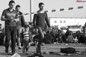 Turcia nu ii primeste inapoi pe refugiatii ajunsi deja in Grecia