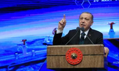 Turcia raspunde sanctiunilor americane: Cresteri si de 140% ale taxelor vamale - Care sunt produsele vizate