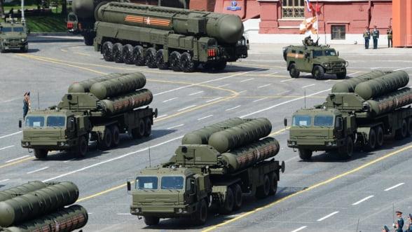 Turcia vrea sa-si construiasca propriile rachete. Pana atunci, cumpara de la rusi