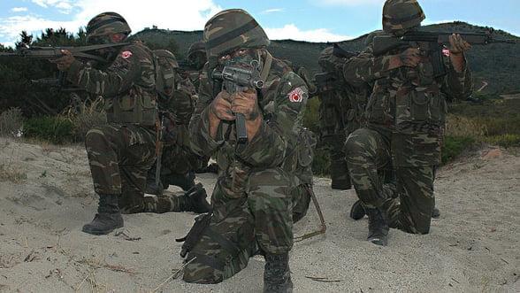 Turcii tac si fac: 1.300 de jihadisti ISIL ucisi in cateva zile de fortele speciale