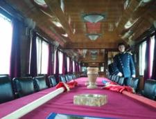 Turismul cu trenul regal aduce venituri de peste 100.000 de euro in 2013