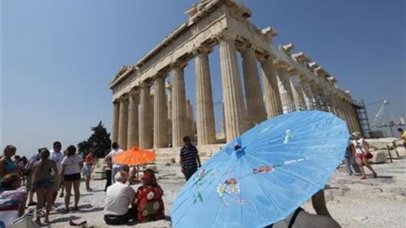 Turismul ramane motorul economiei Greciei: crestere de 21% in iunie