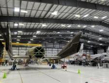 Turismul spatial, la un nou nivel: Virgin Galactic construieste o a doua naveta (Galerie foto)