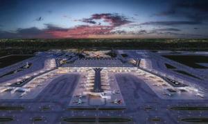 Turkish Airlines s-a mutat de pe aeroportul Ataturk in noul aeroport Istanbul in doar 45 de ore