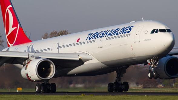 Turkish Airlines scoate bani din piatra seaca. Zborurile catre Somalia, printre cele mai cautate