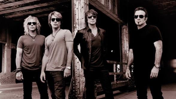 Turneul trupei Bon Jovi, cel mai profitabil din 2013. Ce alte serii de concerte sunt in TOP