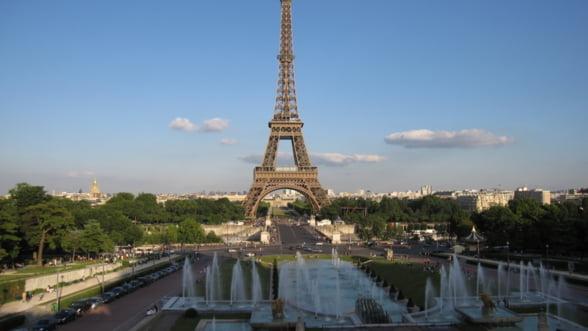 Turnul Eiffel, inchis din cauza grevelor