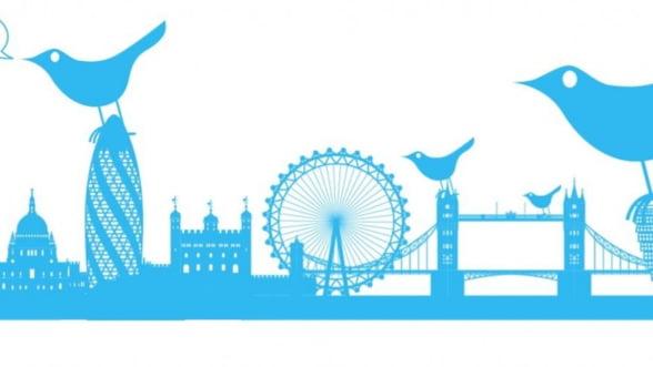 Twitter ilumineaza London Eye