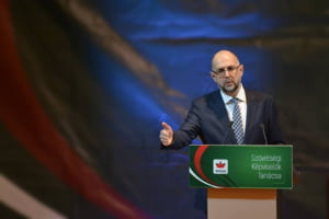 UDMR spune ca ordonanta Iordache este inacceptabila si cere eliminarea plafonului de 200.000 de lei la abuzul in serviciu