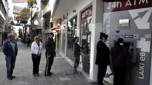 "UE ""a imblanzit"" bancile din Cipru. Urmeaza Malta si Luxemburg?"